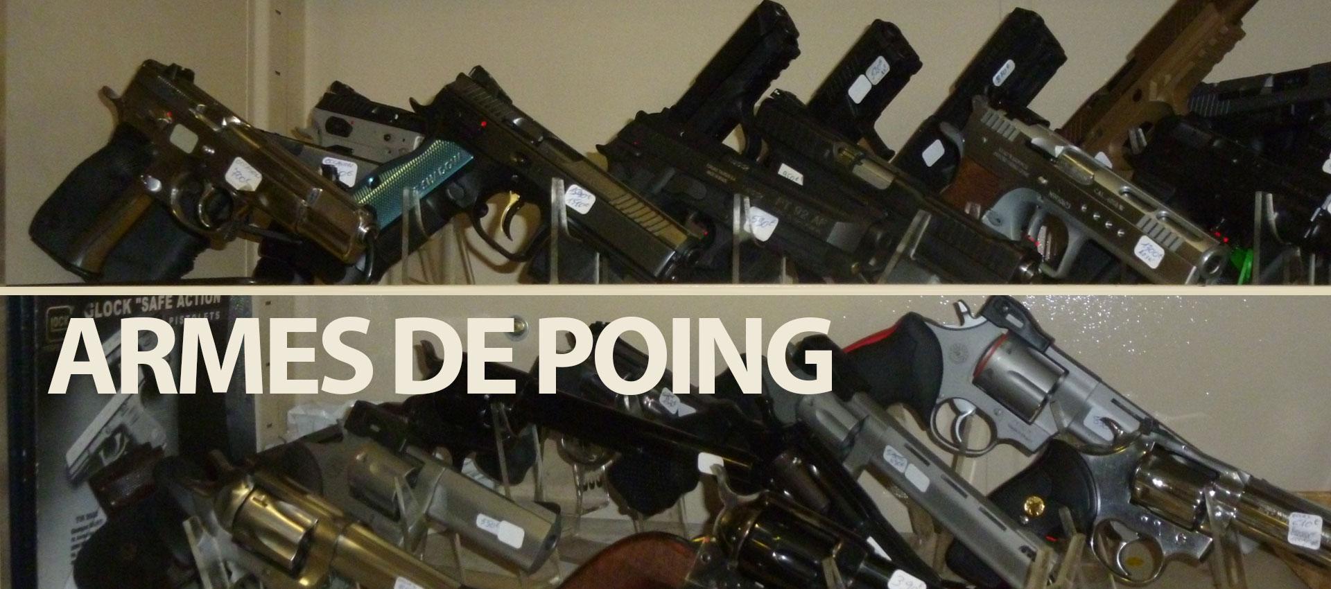 TIR 2000 armes de poing Montbéliard