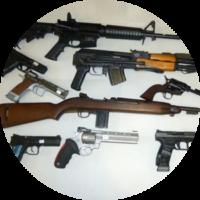 TIR 2000 armes catégorie B armurerie Montbéliard