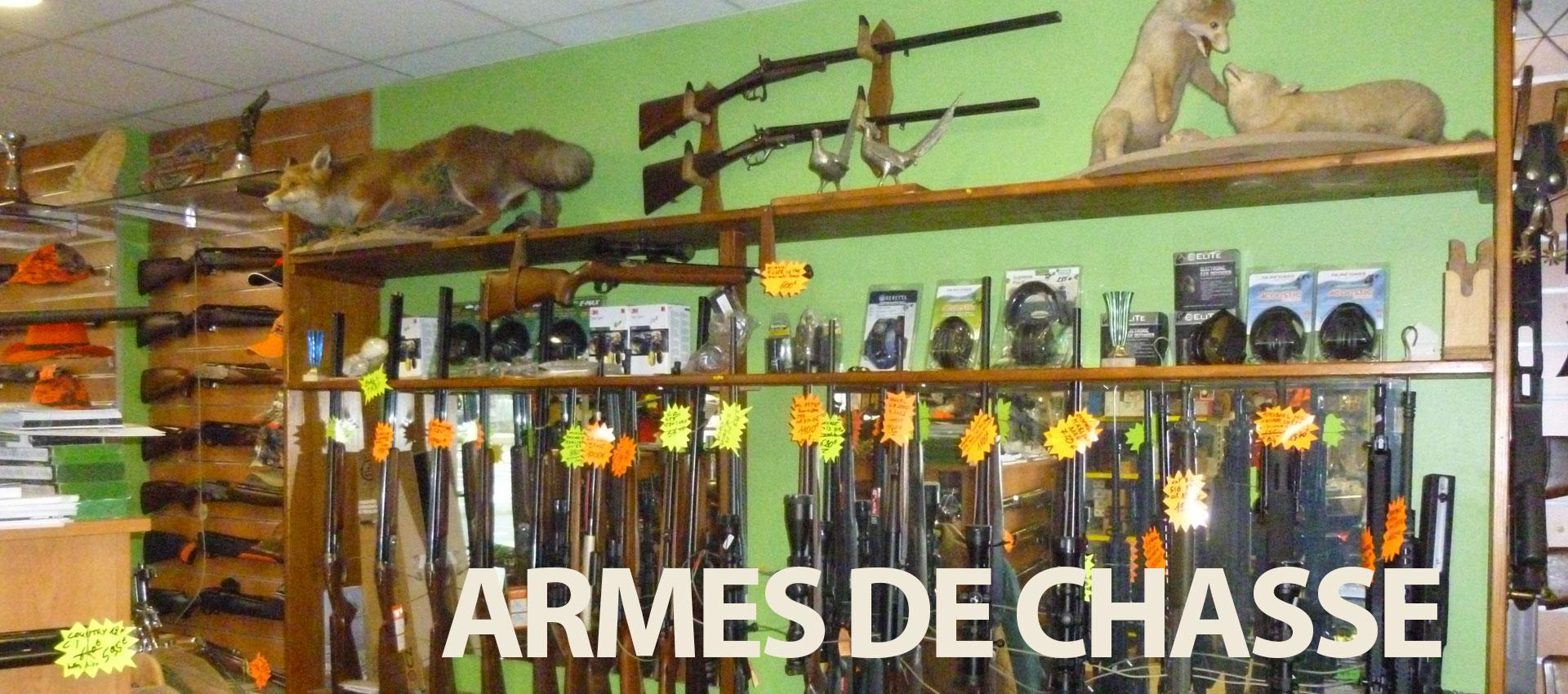 TIR 2000 fusil de chasse Montbéliard