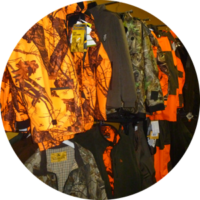 TIR 2000 vêtements armurerie Montbéliard